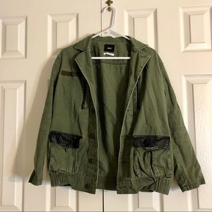 Urban Outfitters BDG Olive Jacket
